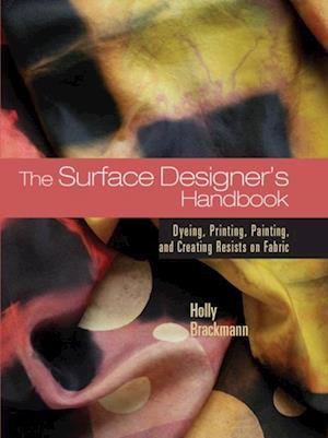 Surface Designer's Handbook af Holly Brackmann