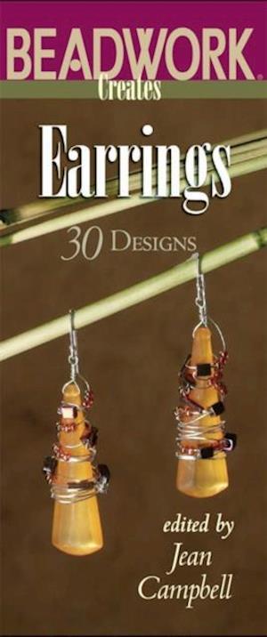 Beadwork Creates Earrings af Jean Campbell