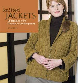 Knitted Jackets af Cheryl Oberle