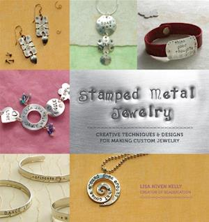 Stamped Metal Jewelry af Lisa Niven Kelly