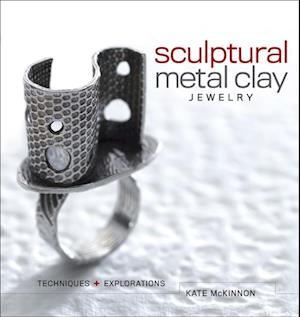 Sculptural Metal Clay Jewelry af Kate Mckinnon