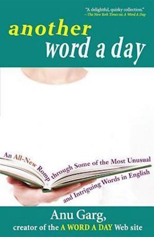 Another Word a Day af Anu Garg