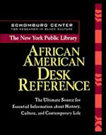 New York Public Library African American Desk Reference af New York Public Library
