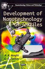 Development of Nanotechnology in Textiles af A. K. Haghi