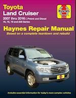 Toyota Land Cruiser Petrol & Diesel Automotive Repair Manual