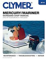 Mercury/Mariner Outboard Shop Manual (Clymer Manuals)