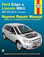 Ford Edge & Lincoln MKX Automotive Repair Manual