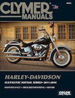 Harley Davidson Softail Clymer Manual