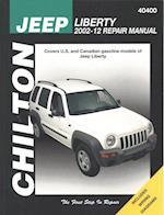 Jeep Liberty Chilton Automotive Repair Manual