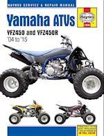 Yamaha YFZ450 & YFZ450R ATV Repair Manual