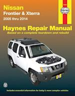 Nissan Frontier & Xterra Automotive Repair Manual 2005-14