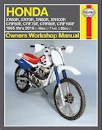 Honda XR50-100R & CRF50-100F Motorcycle Repair Manual