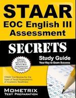 STAAR EOC English III Assessment Secrets (Mometrix Secrets Study Guides)