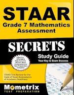 STAAR Grade 7 Mathematics Assessment Secrets (Mometrix Secrets Study Guides)