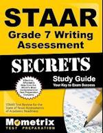 STAAR Grade 7 Writing Assessment Secrets (Mometrix Secrets Study Guides)
