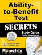 Ability-To-Benefit Test Secrets, Study Guide