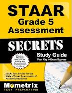 STAAR Grade 5 Assessment Secrets (Mometrix Secrets Study Guides)
