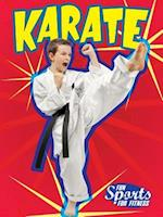 Karate (Fun Sports for Fitness)