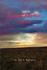 Randall Rhymes Poetry