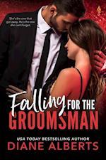 Falling for the Groomsman af Diane Alberts