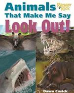 Animals That Make Me Say Look Out! (National Wildlife Federation)