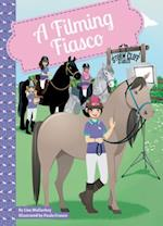 A Filming Fiasco (Storm Cliff Stables)