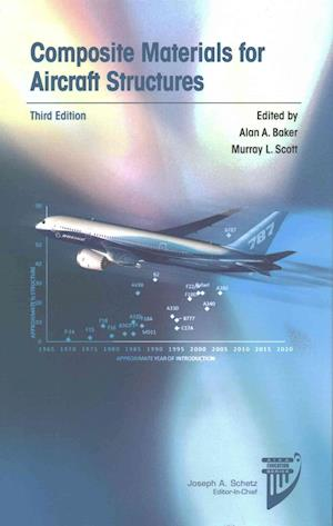 Bog, hardback Composite Materials for Aircraft Structures af Alan A. Baker