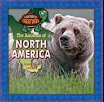 The Animals of North America (Continent of Creatures 7 Volume Set New 2016)