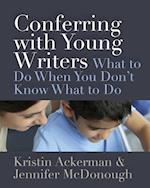 Conferring with Young Writers