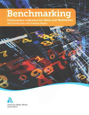Bog, paperback Benchmarking Performance Indicators for Water and Wastewater Utilities af American Water Works Association