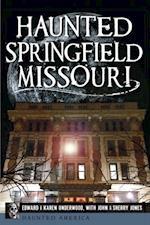 Haunted Springfield, Missouri af John Jones