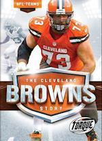 The Cleveland Browns Story (NFL Teams, nr. 32)