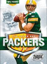 The Green Bay Packers Story (NFL Teams, nr. 32)