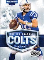 The Indianapolis Colts Story (NFL Teams, nr. 32)