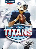 The Tennessee Titans Story (NFL Teams, nr. 32)
