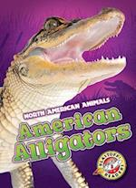 American Alligators (North American Animals, nr. 28)