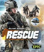 Rescue (Military Missions, nr. 8)