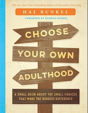 Bog, hardback Choose Your Own Adulthood af Hal Runkel