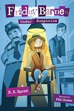 Friday Barnes, Under Suspicion (Friday Barnes)