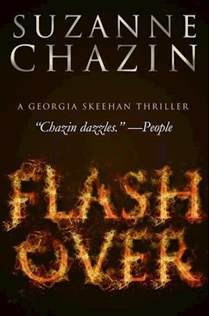 Flashover af Suzanne Chazin