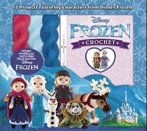 Disney Frozen Crochet af Kati Galusz