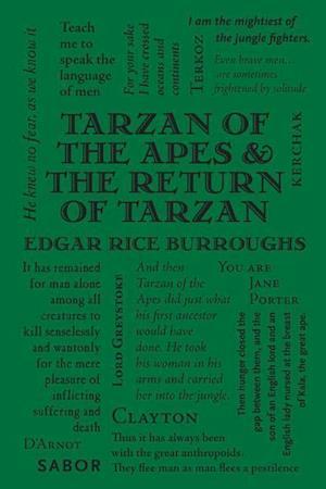 Tarzan of the Apes & The Return of Tarzan af Edgar Rice Burroughs