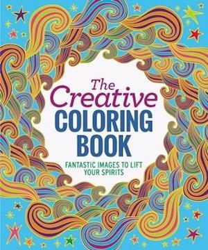 The Creative Adult Coloring Book af Kati Galusz