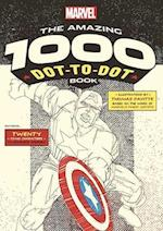 Marvel the Amazing 1000 Dot-to-Dot Book