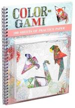 Color-Gami (Mass Market Origami Books)