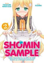 Shomin Sample 2 (I Was Abducted by an Elite All girls School As a Sample Commoner)
