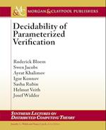 Decidability of Parameterized Verification af Swen Jacobs, Ayrat Khalimov, Roderick Bloem