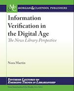 Information Verification in the Digital Age