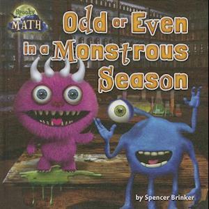 Odd or Even in a Monstrous Season af Spencer Brinker