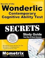 Secrets of the Wonderlic Contemporary Cognitive Ability Test (Mometrix Secrets Study Guides)